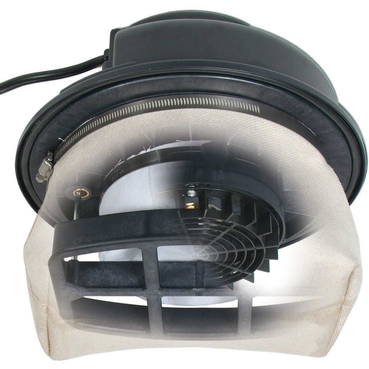 TeqVac Wet Dry Vacuum