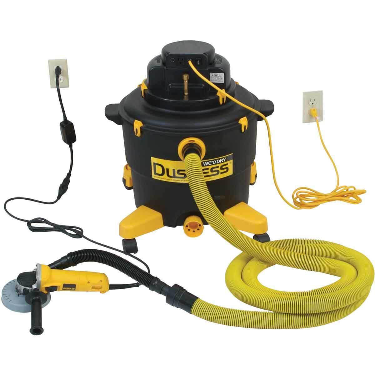 TeqVac Dustless Wet Dry Vacuum 162251