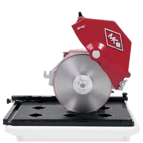 MK-170 Tile Saw blade cover and 7 inch blade