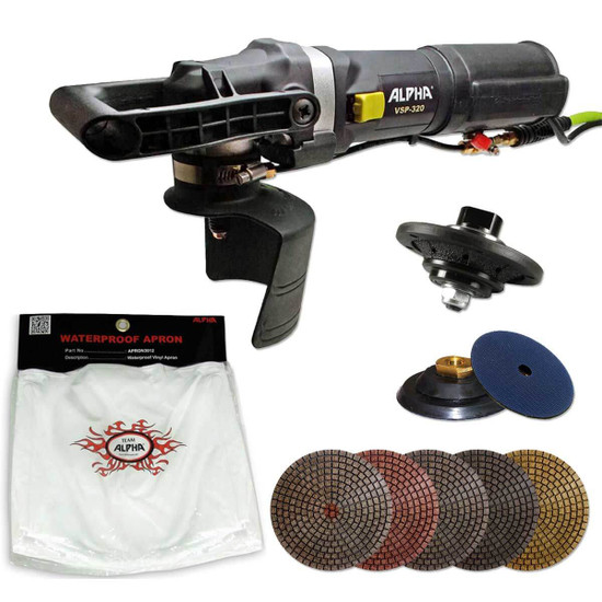 5480-1400 Alpha Tile Bullnose Kit