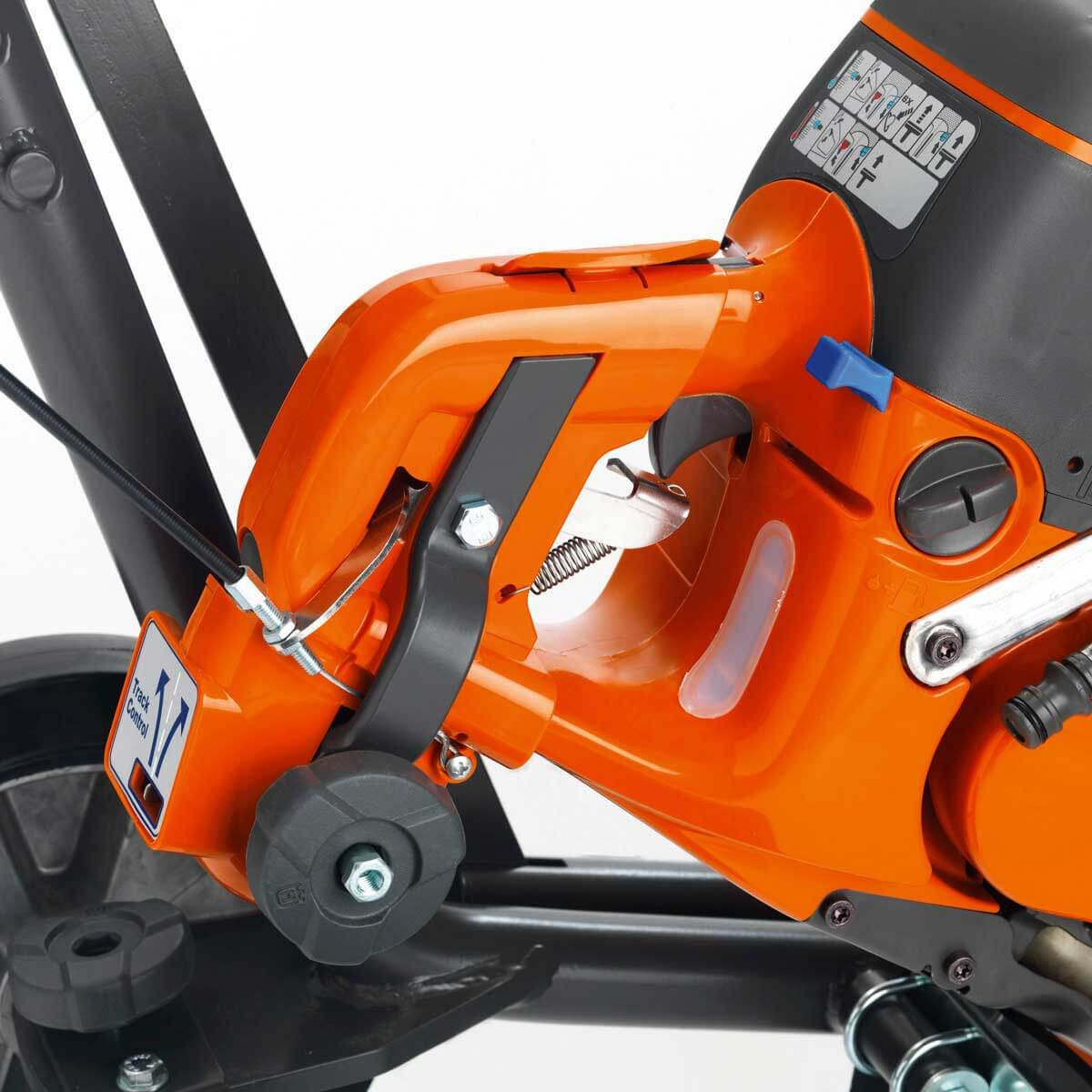 Husqvarna saw Cutting kart trottle