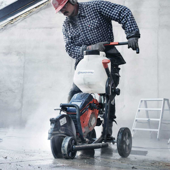 Husqvarna Concrete Cutting Trolley