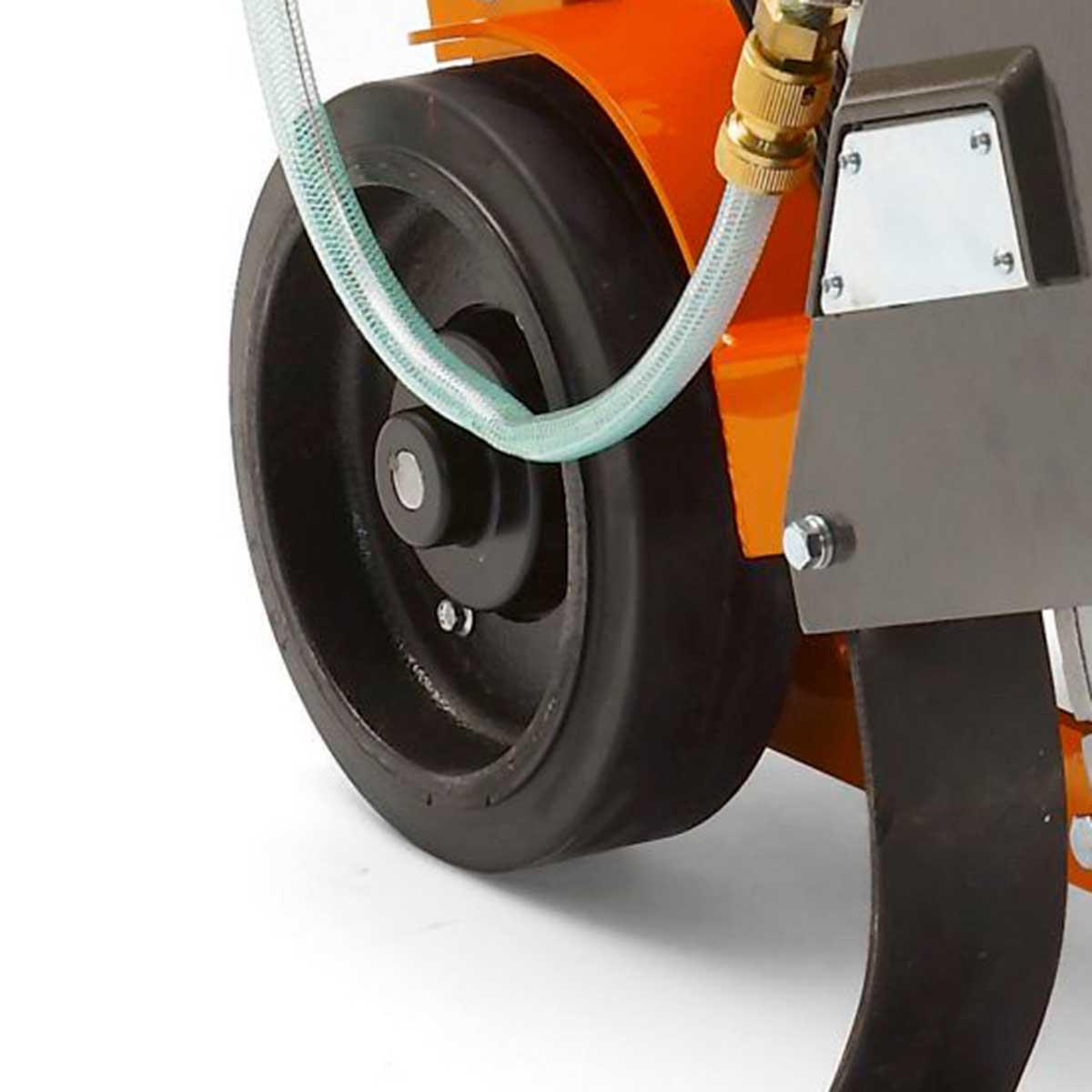 Husqvarna FS500, Rear Wheel