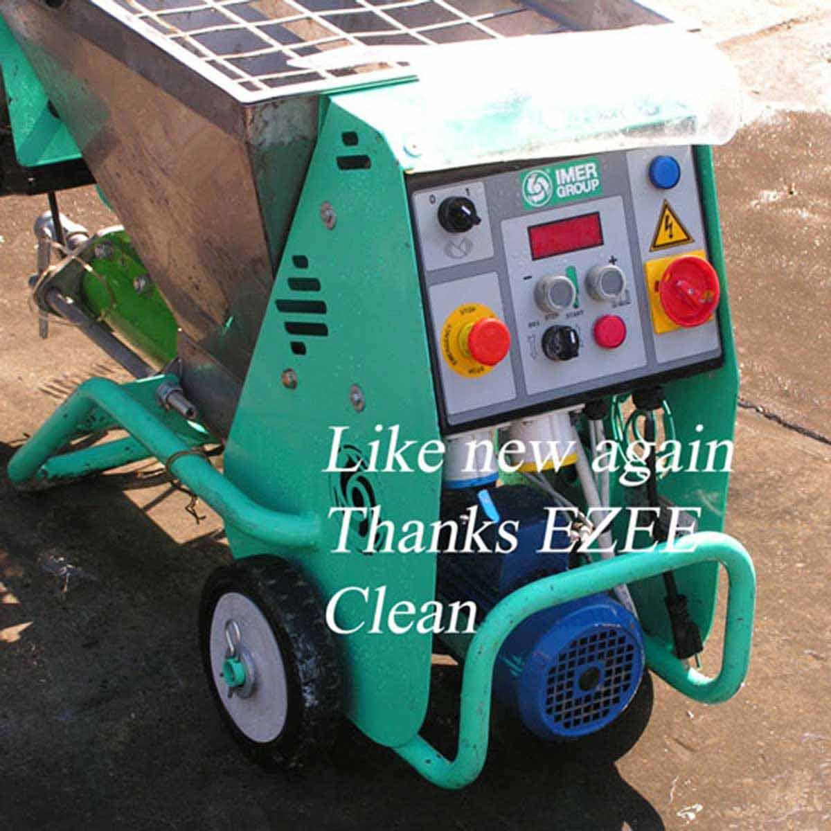 Imer Ezee Clean like new again