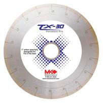 mk tx-30 porcelain diamond blade