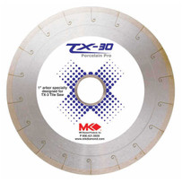 MK Diamond TX-30 Diamond Blades