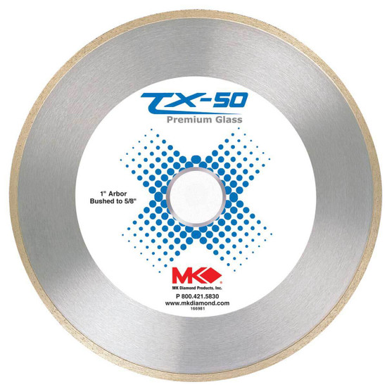 mk tx-50 glass tile diamond blade