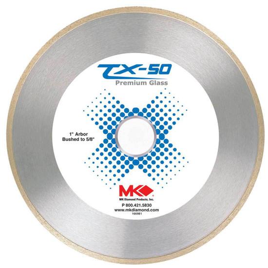 MK Diamond TX-50 Diamond Blades