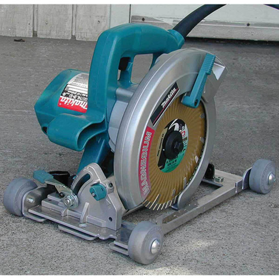 Makita Hand-held Saw with Sidewinder Blade Roller