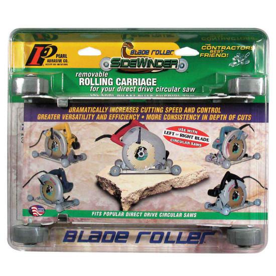 Pearl Sidewinder Blade Roller in Package