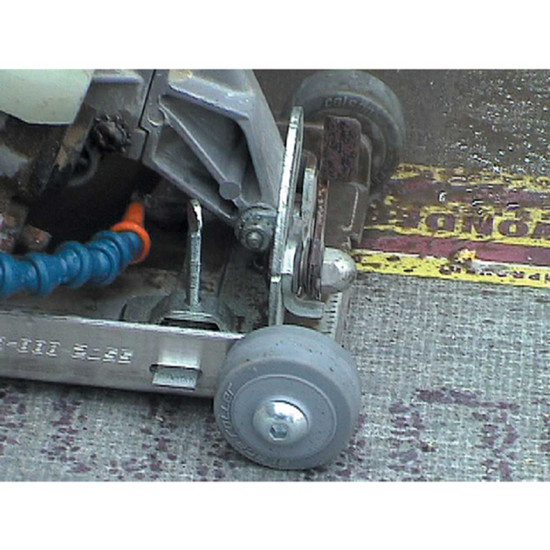 Pearl Abrasive Blade Roller Cutting Attachment