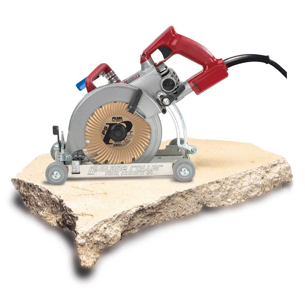 Pearl Blade Roller Skilsaw stone