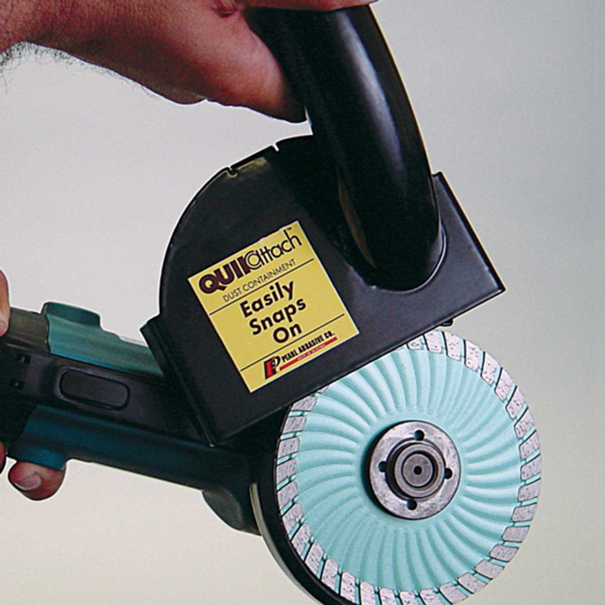 quikattach vacuum attachment