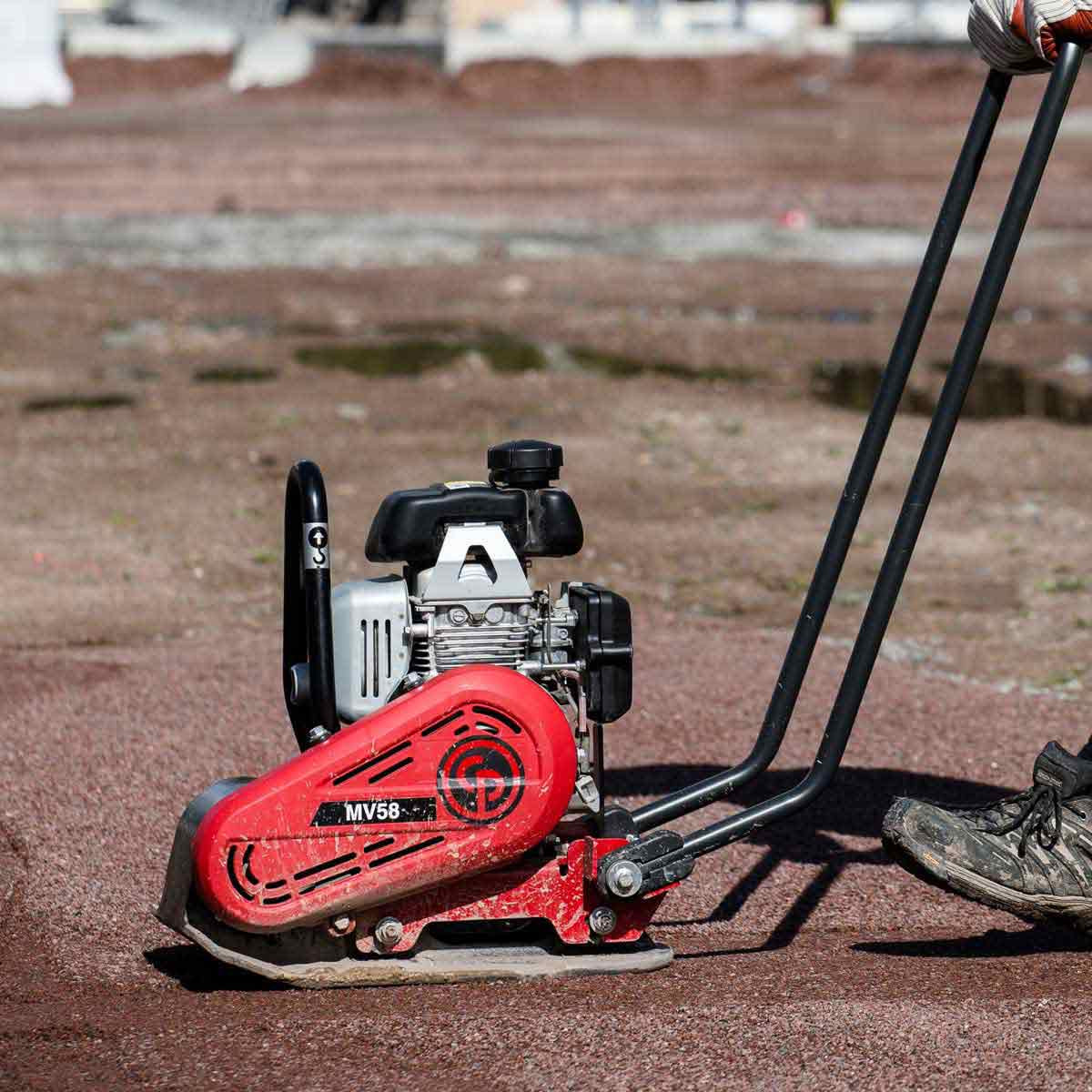 Chicago Pneumatic compaction