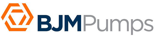 BJM Pumps Logo